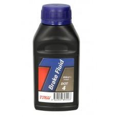 Тормозная  жидкость DOT 4 TRW 0,25 л