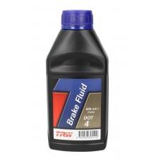 Тормозная  жидкость DOT 4 TRW 0,5 л