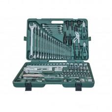 Универсальный набор инструментов  Jonnesway 128 предметов (S04H524128S)