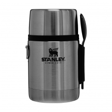 Stanley термос пищевой Adventure с ложкой 0.5л (6939236348058)