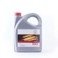 Моторное масло Toyota ENGINE OIL 5W-40 5 л