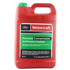 Антифриз-концентрат Ford MOTORCRAFT Premium Antifreeze 3,78 л