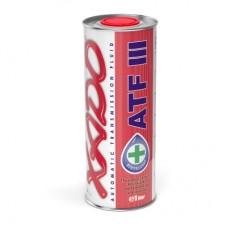 Трансмиссионное масло XADO ATF III 1 л
