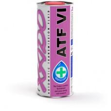 Трансмиссионное масло XADO ATF VI 1 л