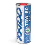 Трансмиссионное масло XADO 75W-80 GL-4 1 л
