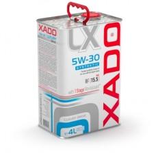 Моторное масло XADO Luxury Drive 5W-30 4 л