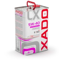 Моторное масло XADO Luxury Drive 5W-40 4 л