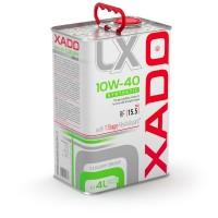 Моторное масло XADO Luxury Drive 10W-40 4 л