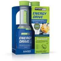 Усиление мощности бензин двигателя Хадо Atomex Energy Drive 250 мл