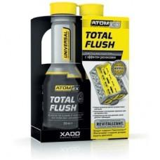Промывка двигателя XADO Atomex TotalFlush 250 мл