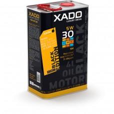 Моторное масло XADO 5W-30 SM/CF XADO LX AMC Black Edition 4 л