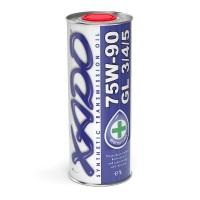 Трансмиссионное масло XADO 75W-90 GL 3/4/5 1 л