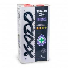 Моторное масло XADO Atomic Oil 10W-40 CI-4 Diesel 5 л