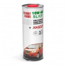 Моторное масло XADO Atomic Oil 10W-40 SL/CF 1 л