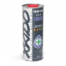 Моторное масло XADO Atomic Oil 10W-40 CI-4 Diesel 1 л
