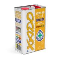 Моторное масло XADO Atomic Oil 15W-40 CI-4 Diesel 4 л