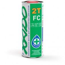 Моторное масло XADO Atomic 2T FC 1 л