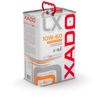 Моторное масло XADO Luxury Drive 10W-60 4 л