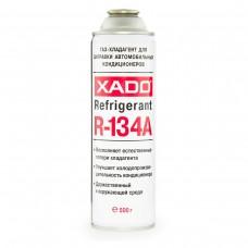 Газ (фреон) для заправки кондиционера XADO R-134a 500 мл