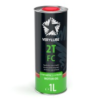 Моторное масло VeryLube 2T FC 1 л